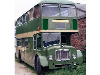 Bristol LODEKKA FLF Low Height British Double Decker Bus - حافلة ذات طابقين