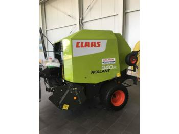 مكبس القش الدائري Claas Rollant 340 RC