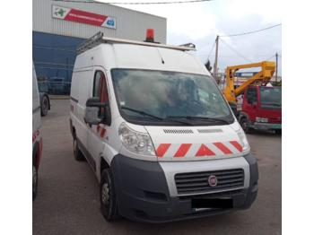 فان Fiat Ducato 3.0 115 MJT Closed box van
