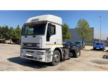 IVECO Eurotech 440E43 left hand drive ZF manual 266257 Km - شاحنة جرار