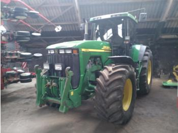 للجرارات الزراعية John Deere 8110 Powershift Top Zustand