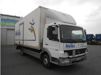 Mercedes-Benz Atego 918 - top condition - بصندوق مغلق شاحنة