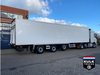 Pacton CHEREAU R3 002 Tail Lift / NEW TUV-APK. THERMOKING SL200e - مبردة نصف مقطورة