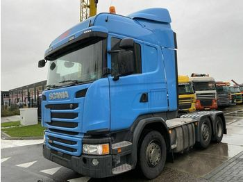 Scania 4 PIECES G450 6X2 EURO 6 + AD BLUE  - شاحنة جرار