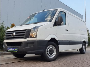 Volkswagen Crafter 2.0 tdi, lang, laag, air - فان