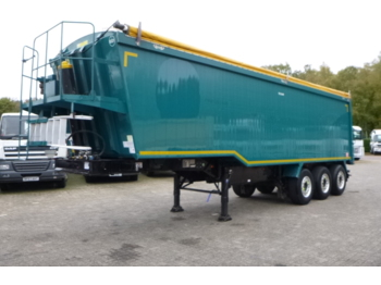 قلابة نصف مقطورة Weightlifter Tipper trailer alu 50 m3 + tarpaulin
