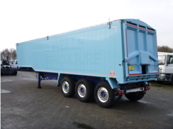 قلابة نصف مقطورة Weightlifter Tipper trailer alu 51.5 m3 + tarpaulin: صور 3